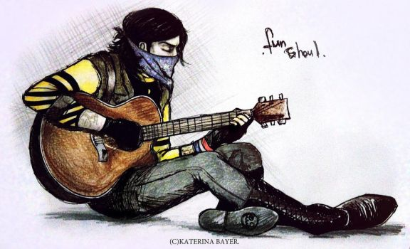 Fun Ghoul by KaterinaBayer