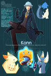 Inception: Konn by Eledora