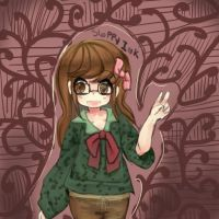 Daily Draw - my Lineplay sketch by SloppyInk