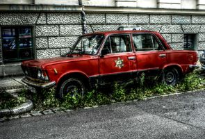 FIAT 125 HDR by monojam