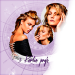 KARLIE KLOSS PNG's by iCrystals