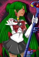 Super Sailor Pluto 2013 by KiaCookie