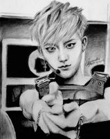 TAO drawing 2 by CassPoon