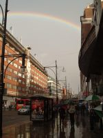 London's Rainbow by GothicKitzzy
