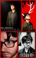 Will Graham Cosplay by XxGogetaCatxX