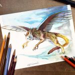 Owl Gryphon by Lucky978