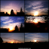 Sunset Collection #1 by cryptmonkey