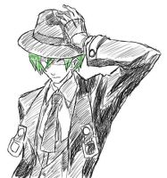 Request: Hazama by Kayaba-Wolf