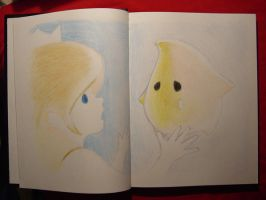Rosalina Story Replica 2 by DNLINK