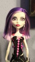 Siryna Song 2 monster high custom doll by rainbow1977