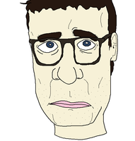 Portlandia Fred by holdypause
