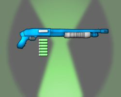 Ben 10 MAMUH-verse: Cool On's Secondary Weapon by kusanagiartist