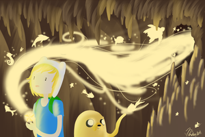 Another secret cave by NabaJandra
