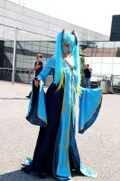 Sona Maven of the Strings by Sennecion