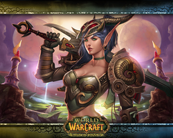Warcraft Wallpaper 4 by Loupu