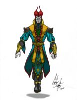 Shinnok by soysaurus1