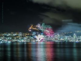 Olympic Celebration by MaxK-W