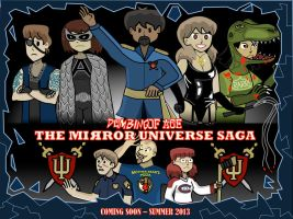 The Mirror Universe Saga (Dumbing of Age) by philippegagnon