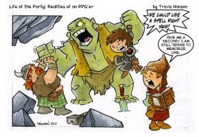2017-02-13-RPG-Party by travisJhanson