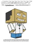 Cubeecraft - Dr. Hibbert by CyberDrone