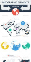 Infographic Elements by felipelessa