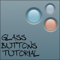 GLASS TUTORIAL PHOTOSHOP 7 by ximmer