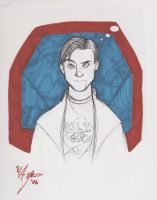 Peter Parker by chrono1984