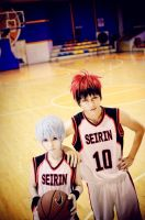 Let's Play A Game - Kuroko by Ayase-chan