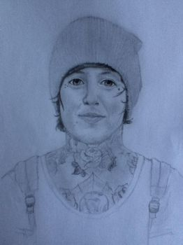 Oliver sykes...? by MoonyLeioo