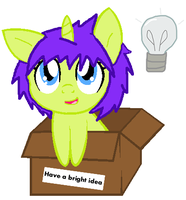 Have a Bright Idea by hammyhammy22