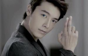 Blue Eyed Donghae by TrinityAng3l