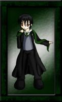 Tom Riddle by IcyPanther1