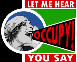 Occupy Everywhere by Party9999999