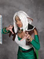 Aisha Clan Clan by gnbcosplay