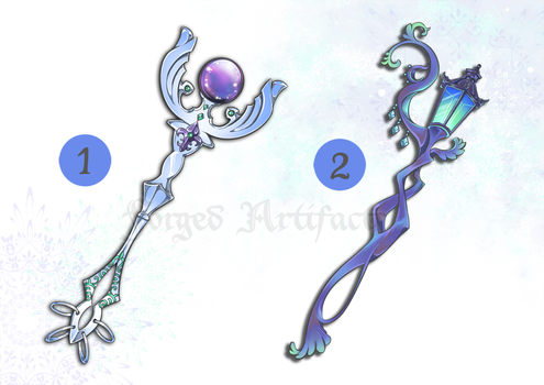 Weapon Adoption 06 CLOSED by Forged-Artifacts
