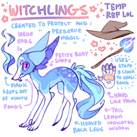 [069] [Witchlings] by Fauwnii