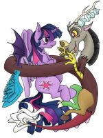 Order and Chaos by twinkiespy
