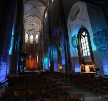 St. Peter cathedral interior by 4otomax