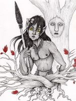 Child of the Forest by verreaux
