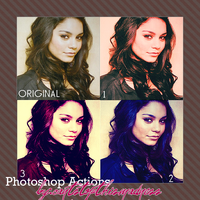 Photoshop Actions 2 by cantstopthismadness