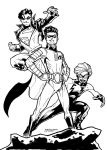 DC3: Young Justice by guinnessyde