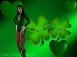 Happy St.Patty's Day by IamRinoaHeartilly