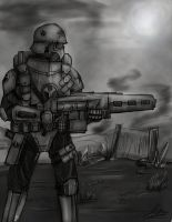 Xenoguard Stormtrooper by Nitocolus by Taurus-ChaosLord