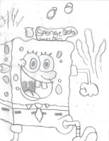 SpongeBob by fatguy88