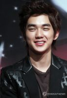 Yoo Seung Ho by AndyAndreutZZa