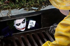 Bruce, we all float down here by Brandtk