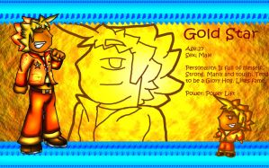 Gold Star -Humanized- by spdy4