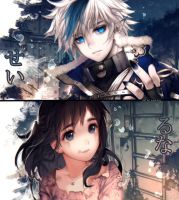 First time we met.. by kawacy