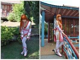 Kasumi Dead or Alive 2 by Yurai-cosplay