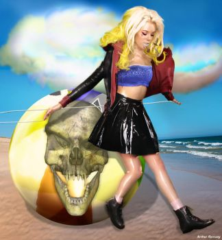 Gothic Inflatables Get Yours TODAY by ArthurRamsey